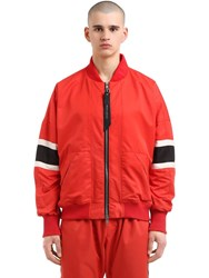 Daniel Patrick 5.5 Bomber Jacket Red