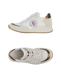 D'acquasparta Low Tops And Trainers White