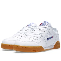Reebok Workout Plus Og White And Gum