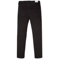 Our Legacy Zero Cut Jean Broken Twill Black Rinse