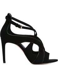 Jean Michel Cazabat 'Okin' Sandals Black