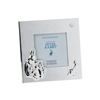 Wedgwood Peter Rabbit Photo Frame 3.5'X3.5