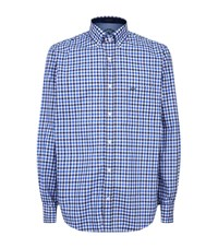 Paul And Shark Checked Shirt Red