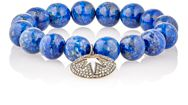 Carole Shashona Women's North Star Blessings Bracelet Colorless
