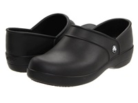 Crocs Neria Work Black Women's Clog Shoes