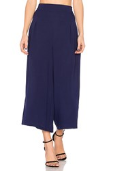Finders Keepers Mason Culottes Navy
