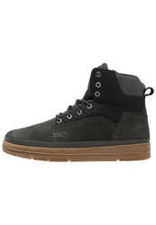 K1x State Sport Laceup Boots Black