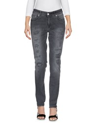 Department 5 Jeans Grey