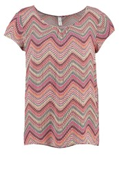 Soyaconcept Selena Blouse Orchid Pink Combi