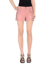Jacob Cohen Jacob Coh N Denim Denim Shorts Women Pink