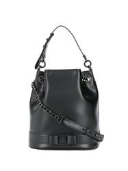 Salvatore Ferragamo Chain Bucket Bag 60