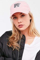 Urban Outfitters Mtv Baseball Hat Pink