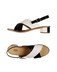 8 Footwear Sandals Women Black
