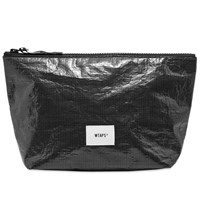 Wtaps Large Mag Zip Travel Pouch Black