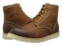 Eastland 1955 Edition Barron Peanut Men's Work Lace Up Boots Brown