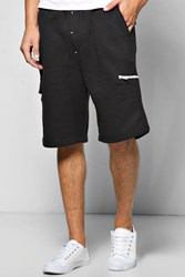 Boohoo Cargo Shorts Black