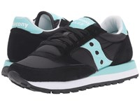Saucony Jazz Original Black Mint Women's Classic Shoes