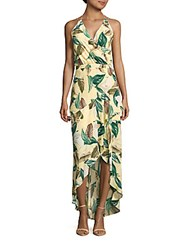 Cynthia Steffe Merelle Sunkiss Printed Dress