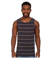 Matix Clothing Company Breaks Tank Knit Navy Men's Sleeveless