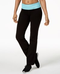 Ideology Performance Yoga Pants Crystal Mist