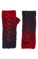 Women's Eugenia Kim 'Carlie' Fingerless Cable Knit Gloves