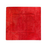 Abyss And Habidecor Must Bath Mat 502 Red