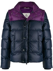 Pyrenex Block Colour Puffer Jacket 60