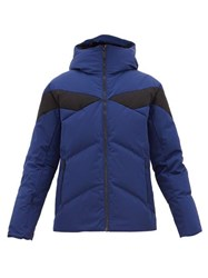 Fusalp Baqueira Performance Ski Jacket Blue