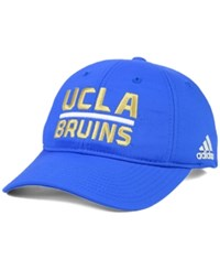 Adidas Ucla Bruins Travel Adjustable Slouch Cap Lightblue