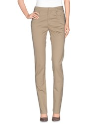 Band Of Outsiders Trousers Casual Trousers Women Beige