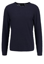 Only And Sons Onsentry Jumper Dark Navy Dark Blue