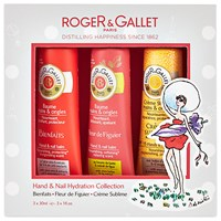 Roger And Gallet Spring Hand And Nail Hydration Set 3 X 30Ml