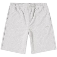 Stussy Stock Terry Short Grey