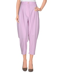Marios Casual Pants Lilac