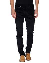 Neil Barrett Casual Pants Dark Blue