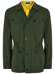 Jaeger Travel Jacket Army