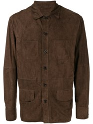 Desa 1972 Shirt Jacket Green