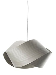 Lzf Nut Pendant Lamp Grey Gu24 Base Cream Green Grey
