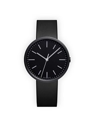 Uniform Wares M37 Precidrive Three Hand Watch Black