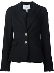 Derek Lam 10 Crosby Two Button Blazer Blue