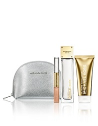 Michael Kors Sporty Citrus Jet Set Travel Set No Color
