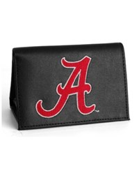 Rico Industries Alabama Crimson Tide Trifold Wallet Black