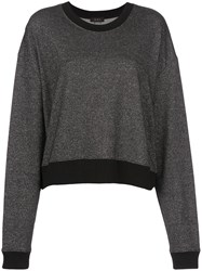 Alala Two Tone Oversized Sweatshirt 60