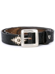 Htc Hollywood Trading Company Rough Rock Belt Women Leather 85 Brown
