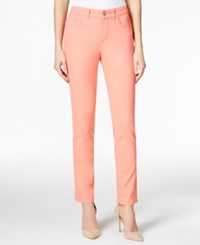 Charter Club Petite Bristol Skinny Ankle Jeans Only At Macy's Dark Sorbet
