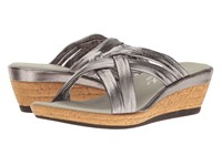 Onex Camy Pewter Women's Wedge Shoes