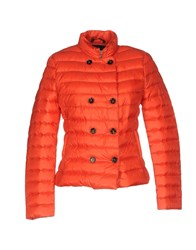 Moorer Down Jackets Red
