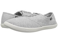 Billabong Addy Athletic Grey Women's Lace Up Casual Shoes Gray