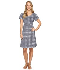 Fresh Produce Serengeti Sadie Dress Charcoal Grey Women's Dress Gray