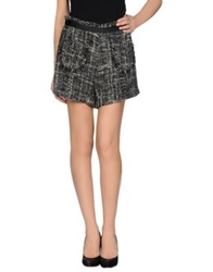 Twin Set Simona Barbieri Shorts Steel Grey